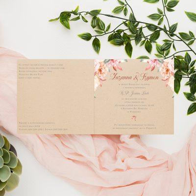 Zaproszenie ślubne eko_zaposzenie ecco_druk24h