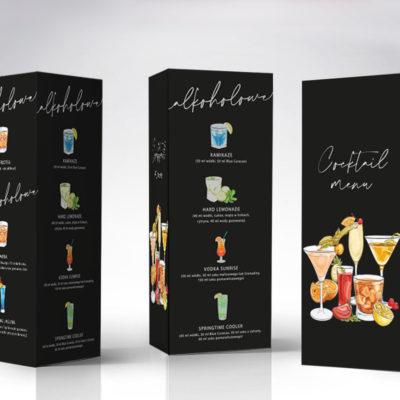 Drink_menu_menu_alkoholi_stojące_druk_3 stronne_druk24h
