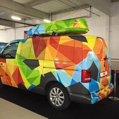 VW multivan kolor mapei