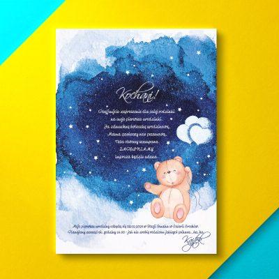 Zaproszenie_dla_chłopca_na_urodziny_roczek_druk24h